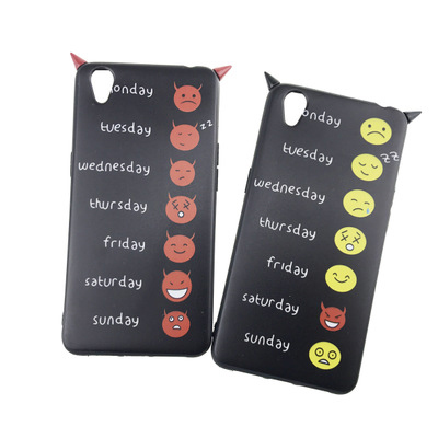 Silicone phone case cover
