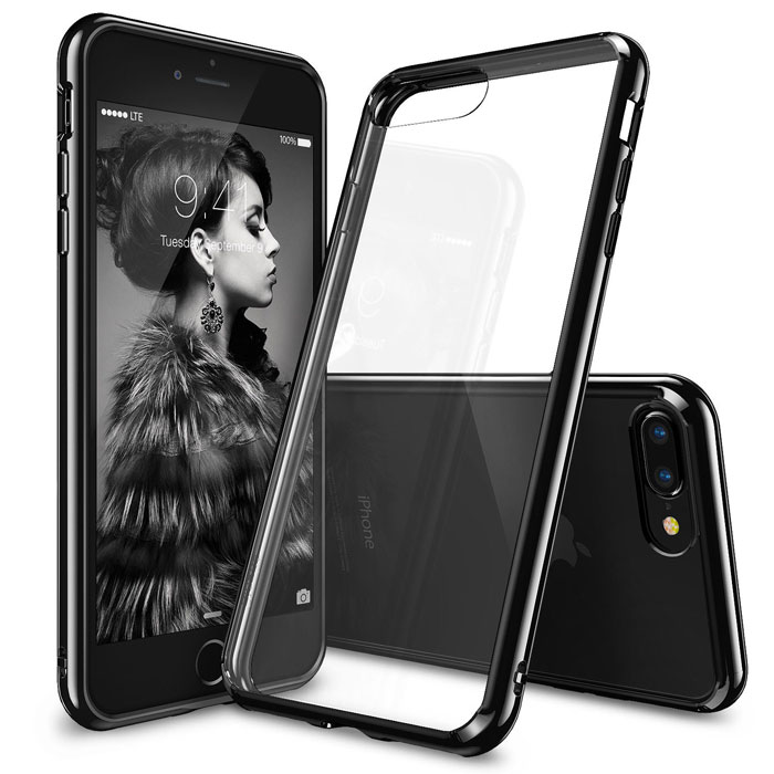 Ultra Thin Slim Clear Hard High Definition PC Skin Case Cover For iPhone