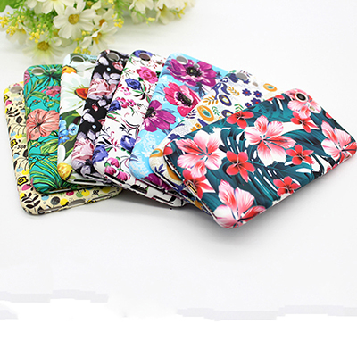 PC flower phone case cover