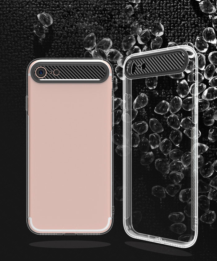 Protector PC clear case for iphone