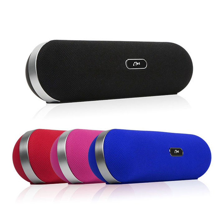 Bluetooth Wireless Speaker Bass STEREO Rechargeable PORTABLE Hands-free Call
