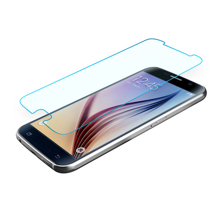 Transparent 2.5D Film For Samsung Galaxy S6Tempered Glass