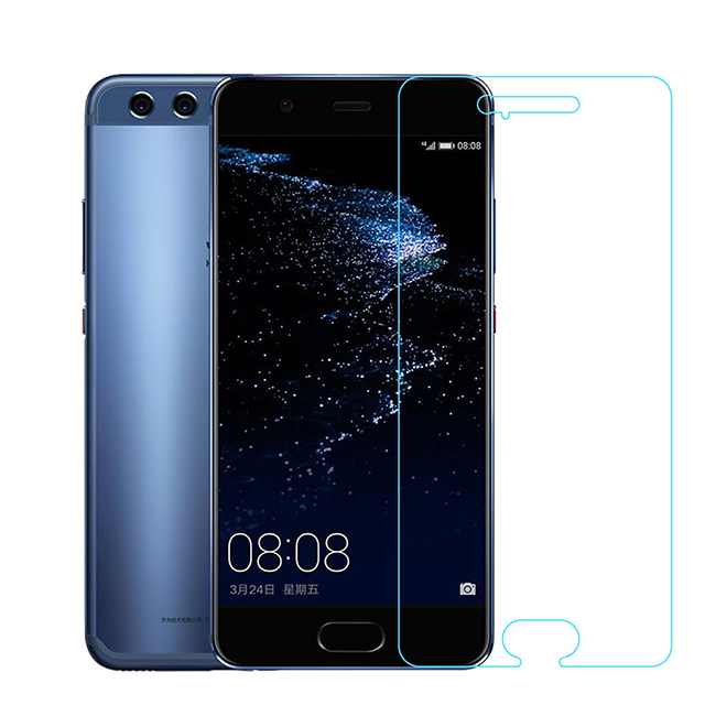 2.5D Screen Protector Guard Film HD Tempered Glass For Huawei P10