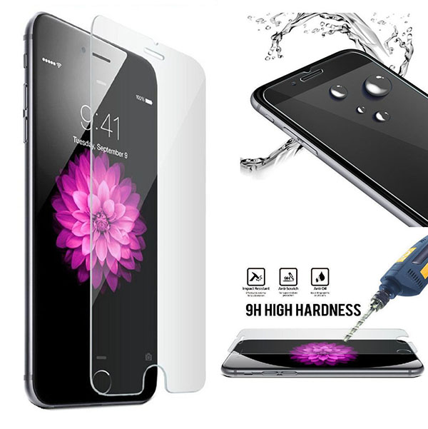 2.5D 9H 0.3mm Ultra Slim Tempered Glass Screen Protector For iPhone 6 6S 4.7