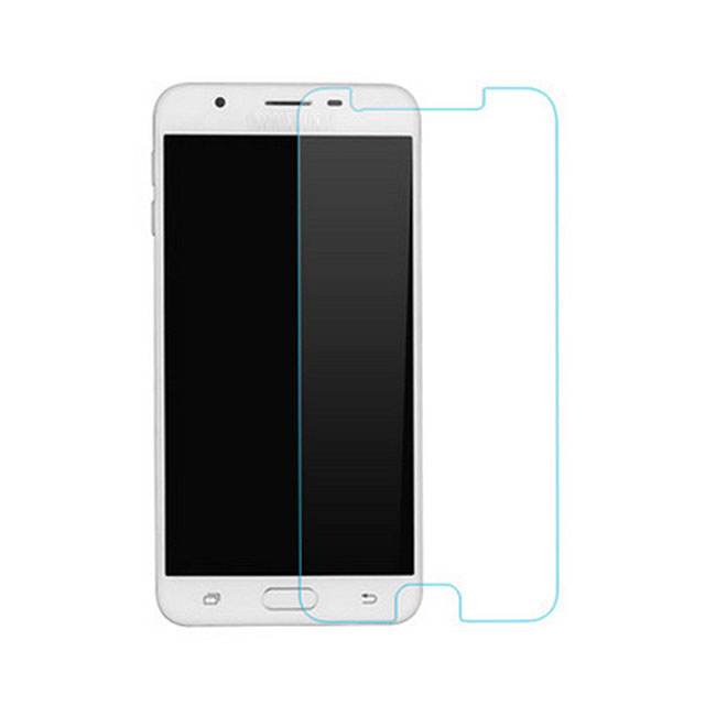 2.5D Fingerprint-proof Tempered Glass Screen Protectors for Samsung J7
